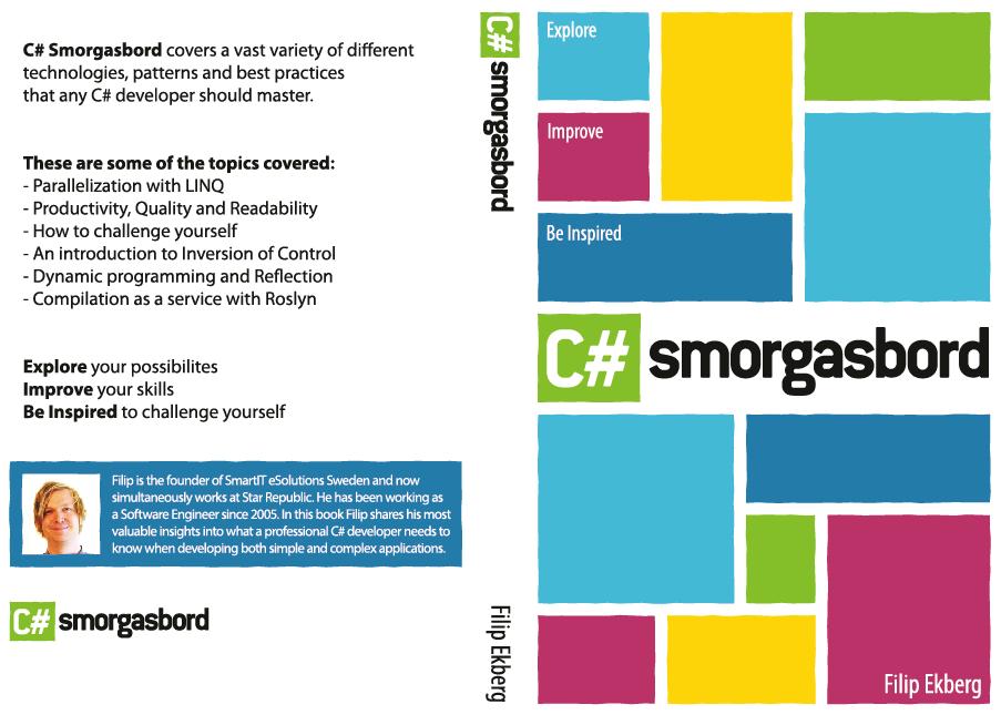 C# Smorgasbord Cover