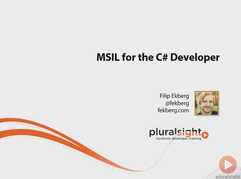 MSIL-CSharp-Developer